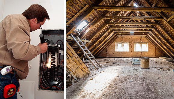 Home maintenance inspections from All-Star Home Inspections